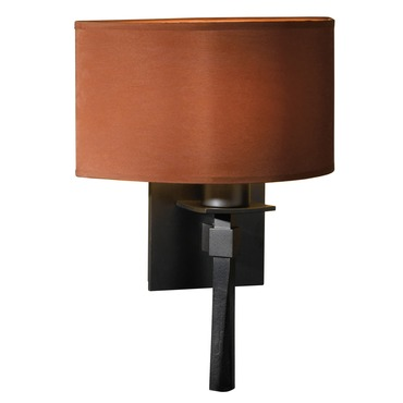 Beacon Hall Half Shade Wall Light by Hubbardton Forge | 204825-07-463