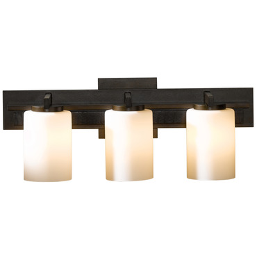 Ondrian Horizontal Bathroom Vanity Light by Hubbardton Forge | 206303-05-G188