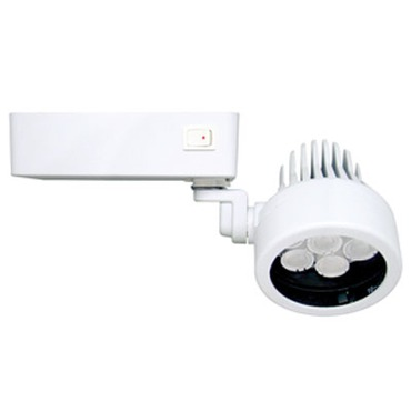 CTL8029LH 27W 27K Spot LED Dimmable Optica Track Fixture by ConTech | CTL802927LHS27D-P