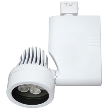 CTL8029L 27W 27K Flood LED Dimmable Optica Track Fixture by ConTech | CTL802927LF27D-P