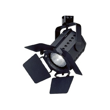 CTL9020 Line Voltage PAR20 Theatrical Track Fixture by Con-Tech | CTL9020-B