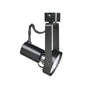 CTL820N Line Voltage PAR20 Gimbal Track Fixture by ConTech | CTL820N-B