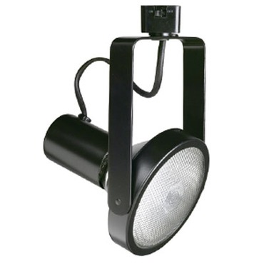 CTL838-2 Line Voltage PAR38 Slim Style Gimbal Track Fixture by ConTech | CTL838/2-B