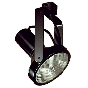 CTL2838N Line Voltage PAR38 Gimbal Track Fixture by ConTech | CTL2838N-B