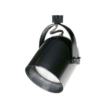 CTL2240 Line Voltage PAR38 Round Back Cylinder Track Fixture by ConTech | CTL2240-B