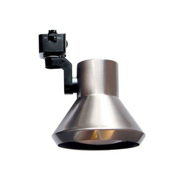 CTL6130 Line Voltage PAR30 Track Fixture by Con-Tech | CTL6130-SC
