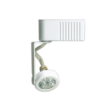 CTL816T Low Voltage MR16 Gimbal Track Fixture by Con-Tech | CTL816T-P