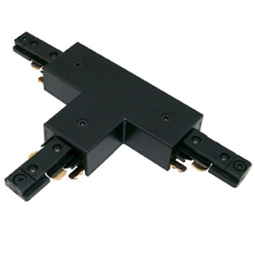 2-Circuit Track LA-213 T Connector  by Con-Tech | LA-213-B