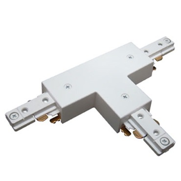 2-Circuit Track LA-214 Reverse Polarity T Connector by ConTech | LA-214-P