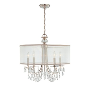 Hampton Chandelier by Crystorama | 5625-CH