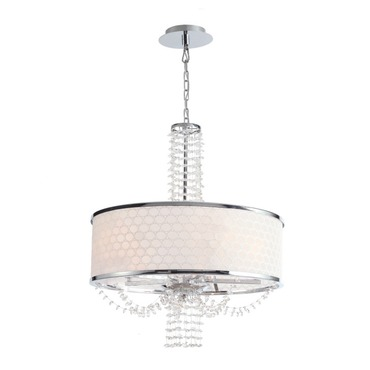 Allure Chandelier by Crystorama | 9805-CH
