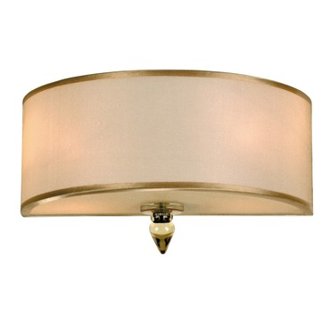 Luxo Wall Sconce by Crystorama | 9502-AB