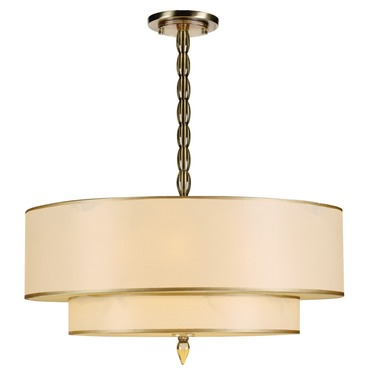 Luxo Pendant by Crystorama | 9507-AB