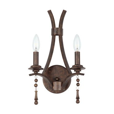 Parson Wall Sconce by Crystorama | 9352-EB
