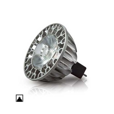 Vivid 2 LED MR16 GU5.3 9.8W 12V 25 Deg 3000K 95CRI