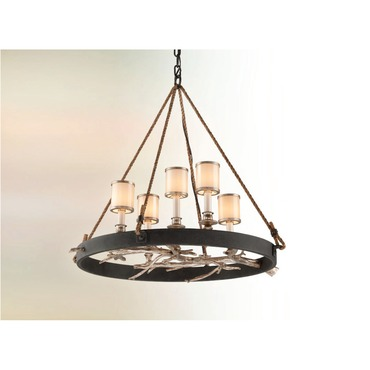 Drift Round Pendant by Troy Lighting | F3446