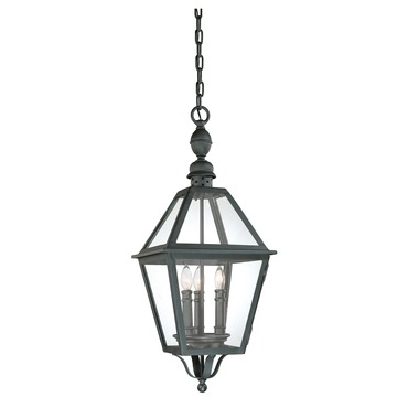 Townsend Hanging Lantern by Troy Lighting | F9627NB