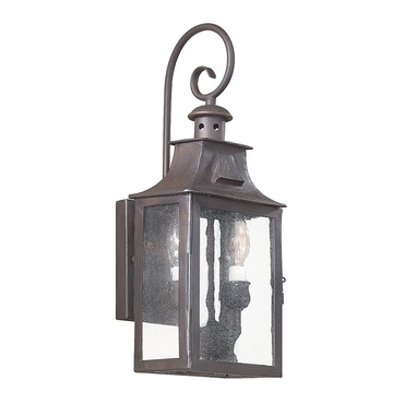 Newton Wall Lantern  by Troy Lighting | BCD9001OBZ