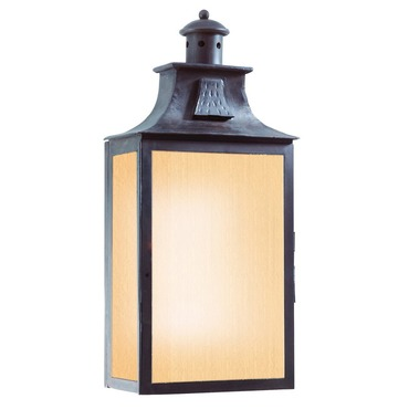 Newton Outdoor Fluorescent Wall by Troy Lighting   BF9009OBZ