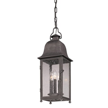 Larchmont Hanging Lantern by Troy Lighting | F3217