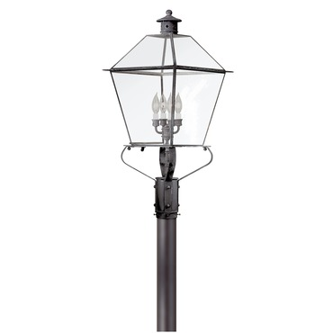 Montgomery Outdoor Non-Covered Post Lantern