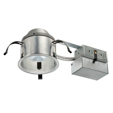 IC1RLEDG4 4 In 600 Lumen IC Remodel Housing 120V by Juno Lighting | IC1RLEDG4-27K-1
