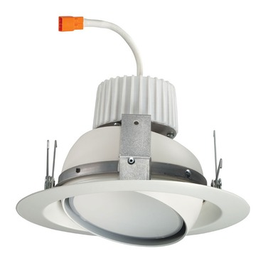 J6RLEG3 6 Inch 600 Lumen LED Eyeball Retrofit Kit by Juno Lighting | J6RLEG3-27K-6-WH