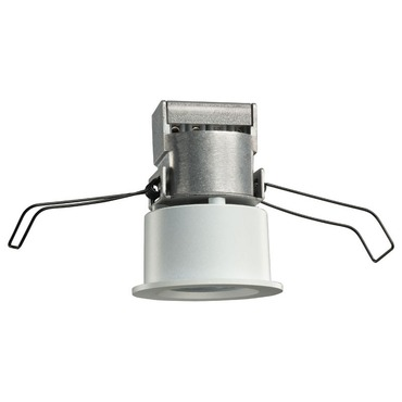 MD1LW Outdoor Mini LED Spot Downlight Housing and Trim by Juno Lighting | MD1LW27K-SP-WH