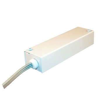 TL602E 60W Plug-In LED Electronic Remote Driver/Transformer  by Juno Lighting | TL602E-60-WH-CP6