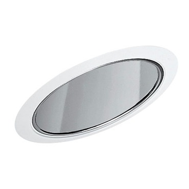 620 6 Inch Standard Slope Cone Trim  by Juno Lighting | 620C-WH
