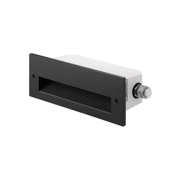 838LED Outdoor Step Light Power Module Trim by Juno Lighting | 838LED-13-3K-BL