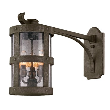 Barbosa Outdoor Wall Light by Troy Lighting | B3315