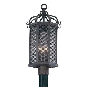 Los Olivos Post Lantern by Troy Lighting | P2375OI