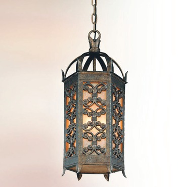 Gables Pendant by Troy Lighting | F9907CG