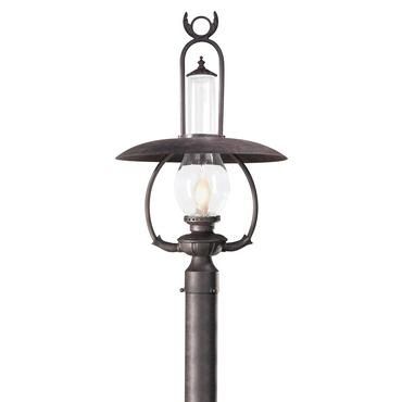 La Grange Post Lantern by Troy Lighting | PCD9012OBZ