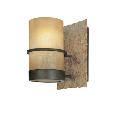 Bamboo Bath Vanity by Troy Lighting | B1841BB