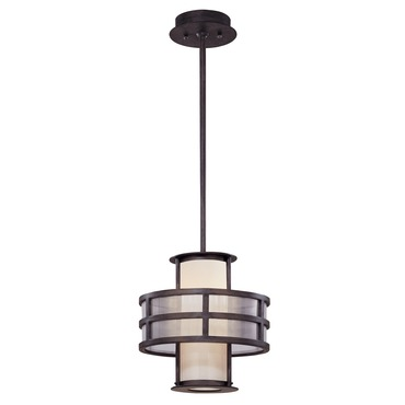 Discus Mini Pendant by Troy Lighting | F2734