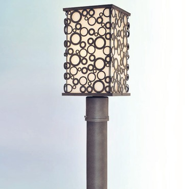Aqua Exterior Post Lantern by Troy Lighting | P5015FI