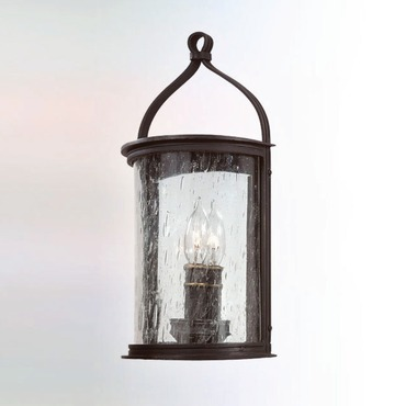 Scarsdale Outdoor Wall Sconce by Troy Lighting | B9471FBK