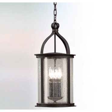 Scarsdale Pendant by Troy Lighting | F9476FBK