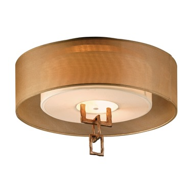 Link Semi Flush Mount by Troy Lighting | CF2870