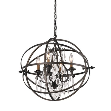 Byron Pendant by Troy Lighting   F2995