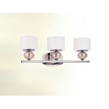 Fizz 3 Light Bathroom Vanity Light by Troy Lighting | B2853PN