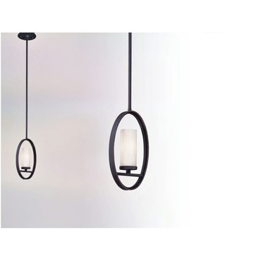 Eclipse Mini Pendant by Troy Lighting | F2802