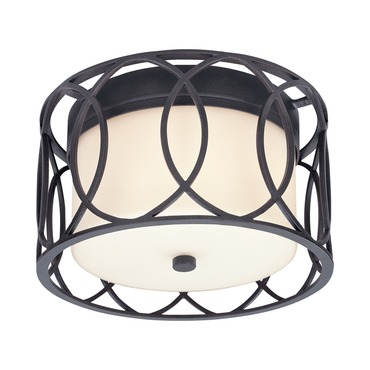 Sausalito Flush Mount by Troy Lighting | C1280DB