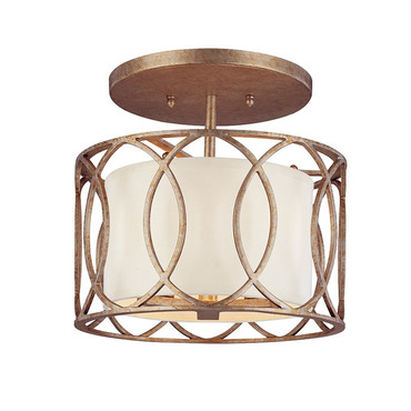 Sausalito Semi Flush Mount by Troy Lighting | C1283SG