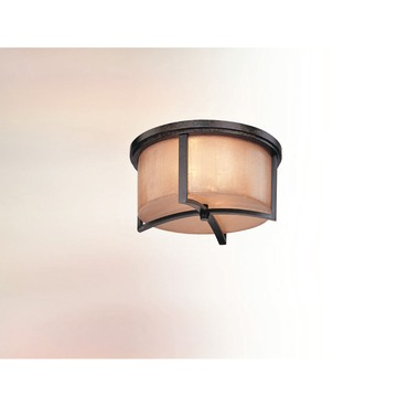 Austin Flush Mount by Troy Lighting | C1742ABZ