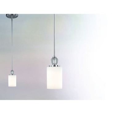 Bentley Mini Pendant by Troy Lighting | F1586PC