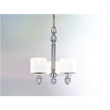 Bentley Chandelier by Troy Lighting | F1588PC