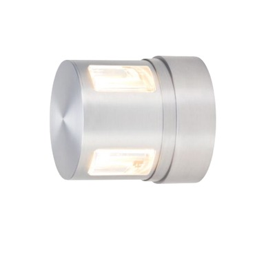 Compass HID Quad Optic Outdoor Wall Light